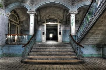 Das alte Portal