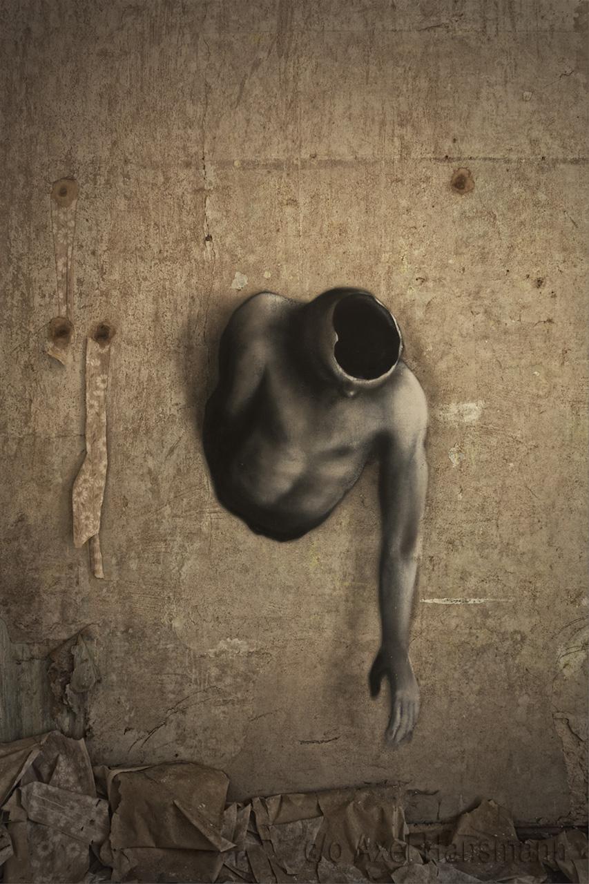 Wandmalereien axel hansmann fotografie - Durch die wand horen ...