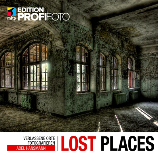 Buch - Lost Places